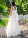 Princess Ivory Taffeta Sweetheart with Bow Affordable Wedding Dresses #PDS00021279