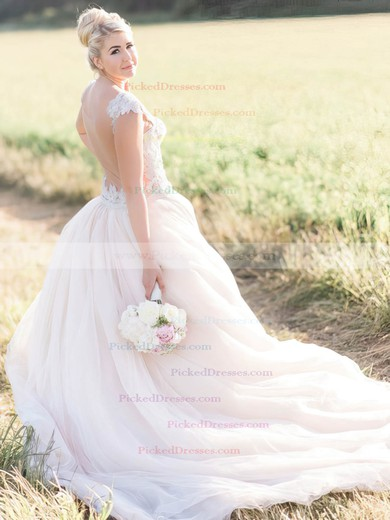 New Arrival Trumpet/Mermaid Sweetheart Tulle with Beading Detachable Wedding Dresses #PDS00022769