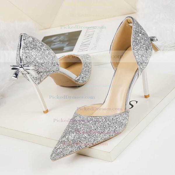 Women's Pumps 3 inch-3 3/4 inch Stiletto Heel Shoes