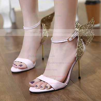 Women's Pumps 3 inch-3 3/4 inch Stiletto Heel Shoes #PDS03030938