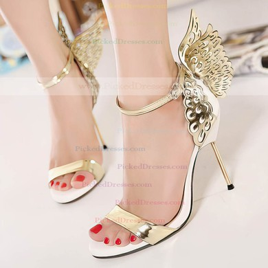 Women's Pumps 3 inch-3 3/4 inch Stiletto Heel Shoes #PDS03030940