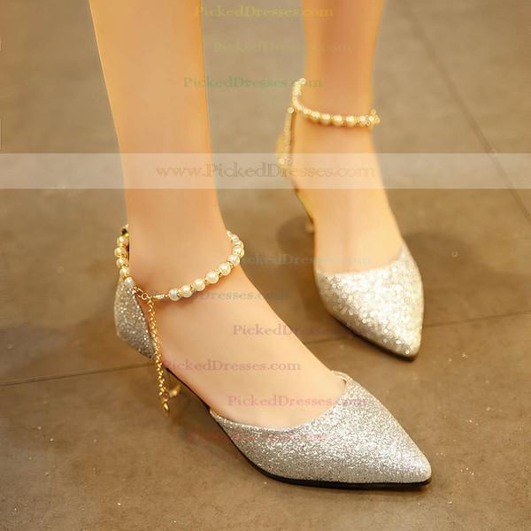 Women's Pumps 3 inch-3 3/4 inch Stiletto Heel Shoes